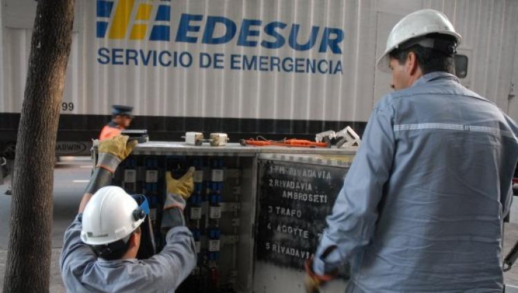 Resultado de imagen para Edesur anuncia suspension servicio