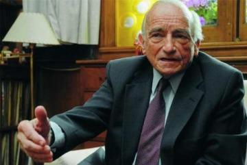 Murió el ex ministro de Economía Aldo Ferrer