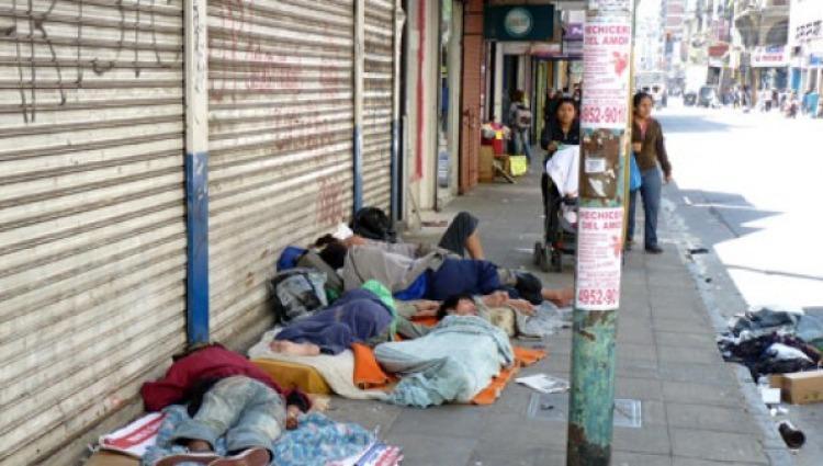Resultado de imagen para argentina indigentes