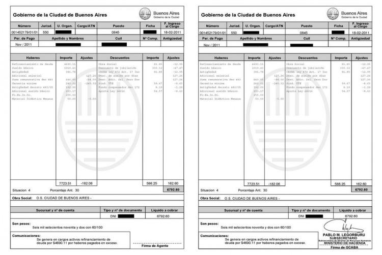 Sueldo De Un Administrativo 2016 En Argentina