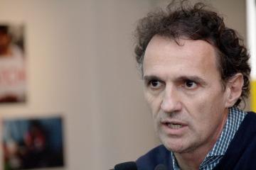 """Katopodis: """"Se dijeron cosas que no son ciertas, lo único que importa es que Macri se vaya el 10 de diciembre"""""""