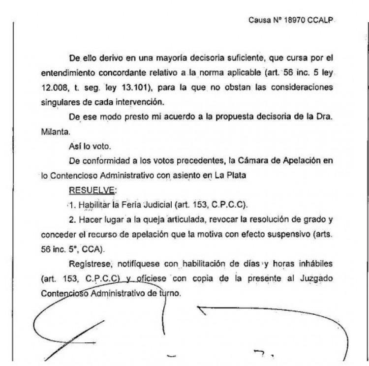 Cámara de Apelaciones autorizó el tarifazo eléctrico en Buenos Aires