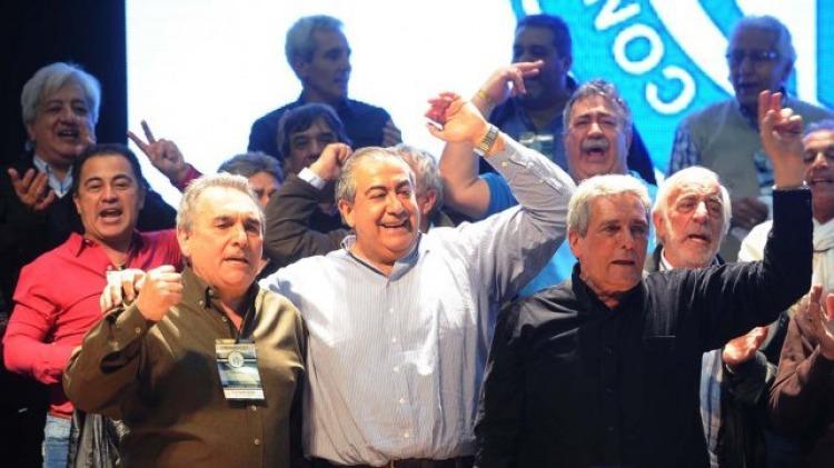 Reunión de la CGT y el Gobierno — Argentina