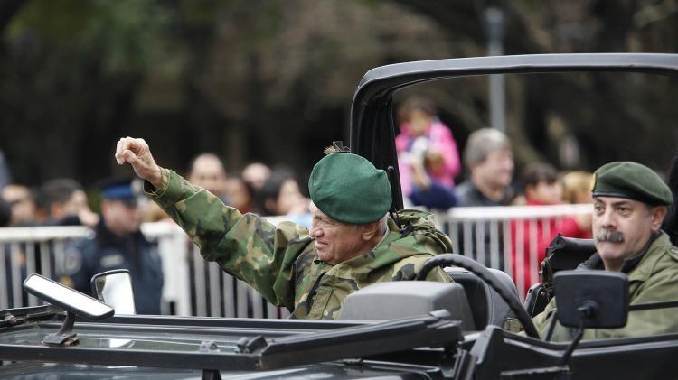 Aldo Rico cargó fuerte contra gestión de seguridad de Macri