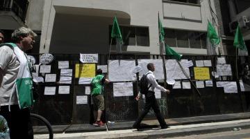 Ministerio de Educación: UPCN levantó al paro, pero ATE lo sostiene
