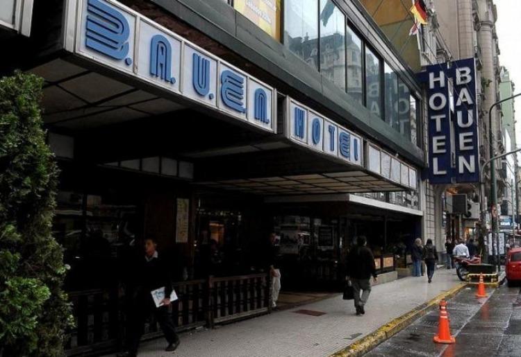 La Justicia frenó el desalojo del Hotel Bauen