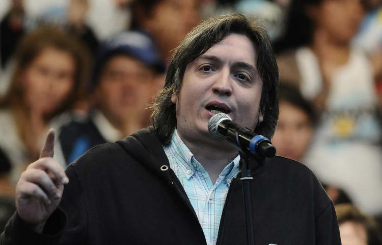 Cristina K. denuncia agresión y culpa a Macri