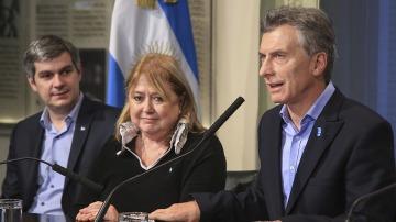 Renunció Susana Malcorra