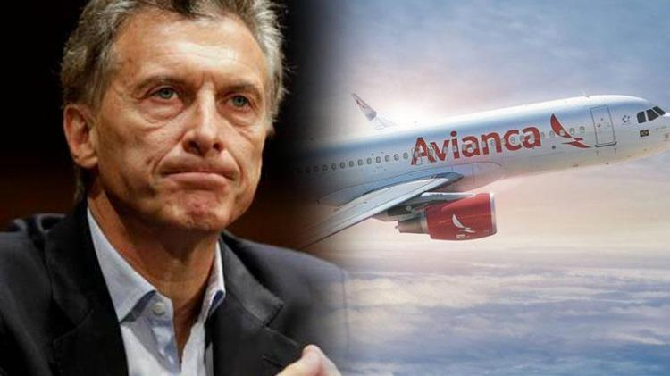 La Justicia avanza sobre Macri — Avianca