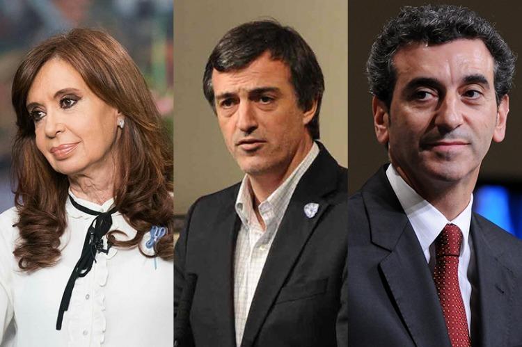 Cristina Kirchner será precandidata a senadora y la acompañará Taiana