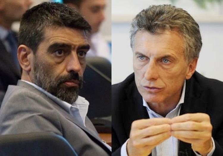 """Tailhade aseguró que """"Macri mandó a Garavano"""" a apretarlo con una millonaria carta documento"""
