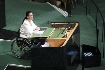 """Michetti en la ONU: """"Argentina quiere ser miembro del Consejo de Derechos Humanos"""""""