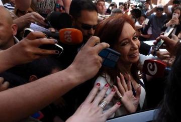 """CFK: """"Conmigo no van a poder, porque voy a representar siempre los intereses por los que fui votada"""""""