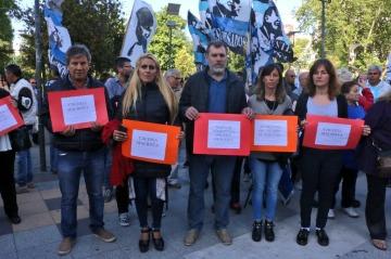 """Multitudinaria marcha a Plaza de Mayo contra """"la persecución a opositores"""""""