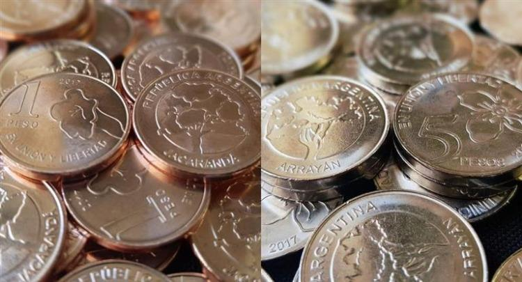 Conocé las nuevas monedas que pronto estarán en nuestros bolsillos