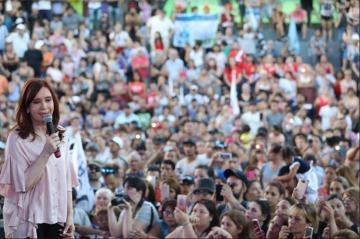 """""""Voy a hacer todo lo posible para que en 2019 otro argentino esté en la Casa Rosada"""""""