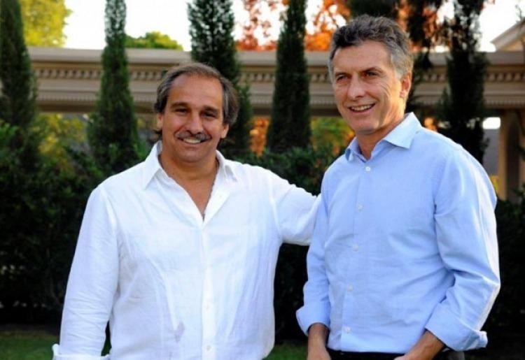 Nicolás Caputo vendió el 82% de su constructora