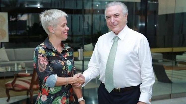 Recurren al Supremo para suspender nuevamente jura de ministra brasileña