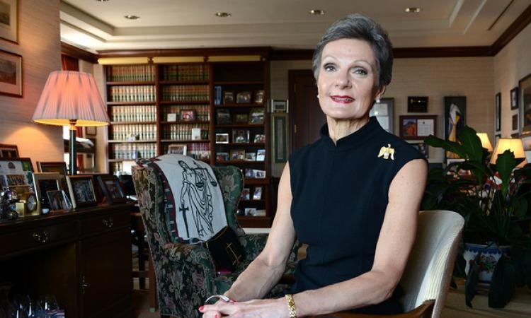 Loretta Preska, jueza de Nueva York que reemplazó a Griesa tras su muerte