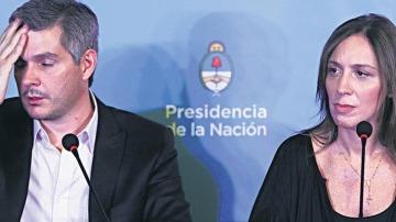 """""""¿Qué se cree, que es Evita?"""", la irónica comparación que grafica la dura pelea entre Peña y Vidal"""