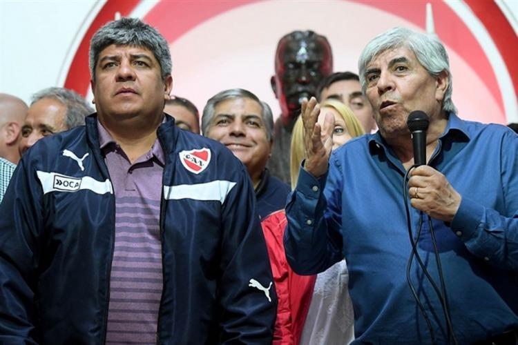 Fiscal imputa al presidente de Independiente por el presunto lavado de dinero