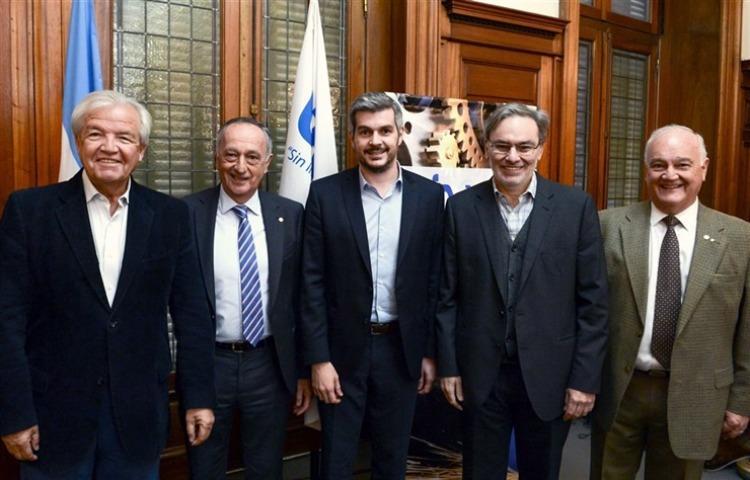 Mayor patronal industrial de Argentina admite
