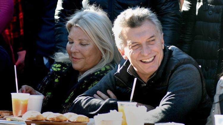 Operativo reelección: Carrió también pidió un nuevo mandato de Macri