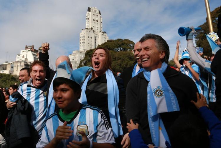 Macri avaló su reelección y la de Vidal