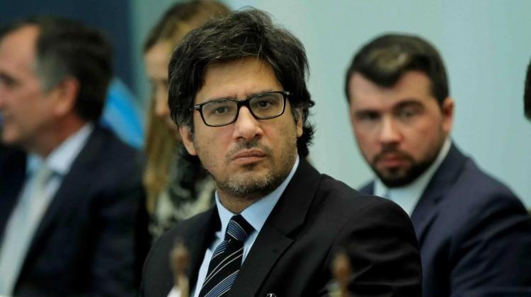 Un dirigente radical denunció penalmente a Garavano — Fuego amigo
