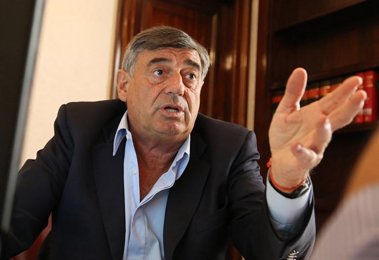 Cimadevilla denunció a Garavano — Encubrimiento-AMIA