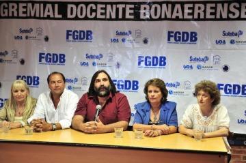 Paritaria docente: Vidal ofreció un aumento por 6 meses y los maestros anunciaron un paro