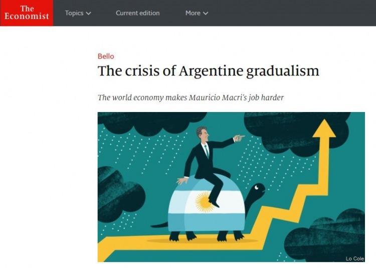 Argentina lidera el ránking mundial — Tasas de interés