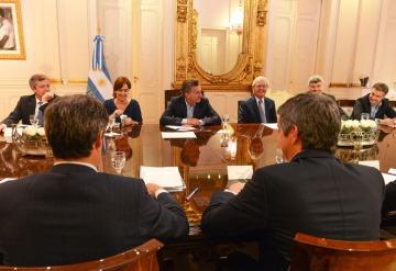 Macri reunió a su Gabinete en una jornada clave para el futuro del Gobierno