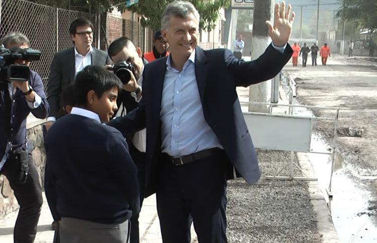 Macri aseguró que el FMI