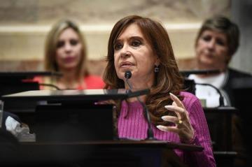El Senado debate los allanamientos a CFK y tendría los votos para aprobarlos