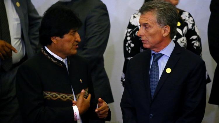 Los que rechazan la ley son confesos mentirosos — Morales