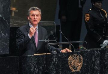 """Con el objetivo de """"calmar a los mercados"""", Macri viaja a Estados Unidos"""