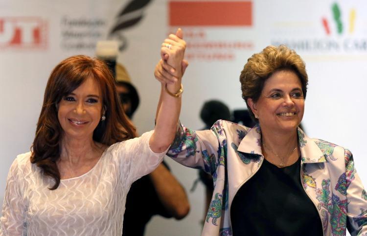 Expresidenta Rousseff podrá aspirar al Senado - Internacionales