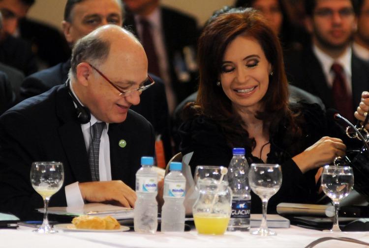 Actualidad: Timerman, de candidato de Carrió a canciller de Kirchner