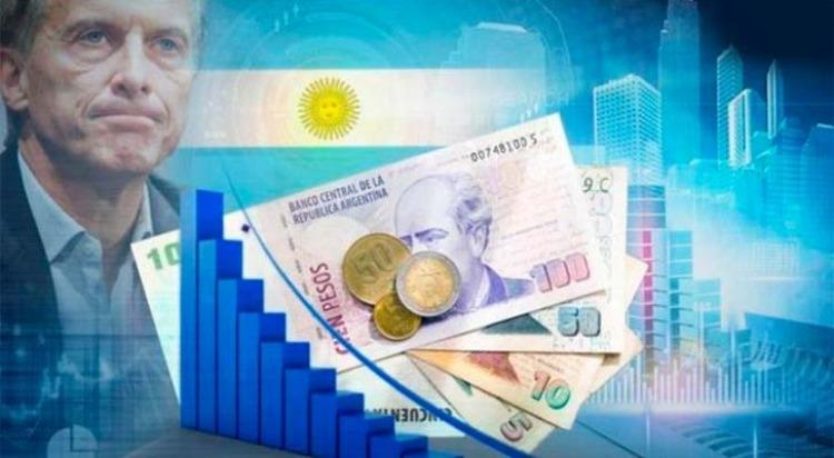Resultado de imagen para recesion argentina 2019