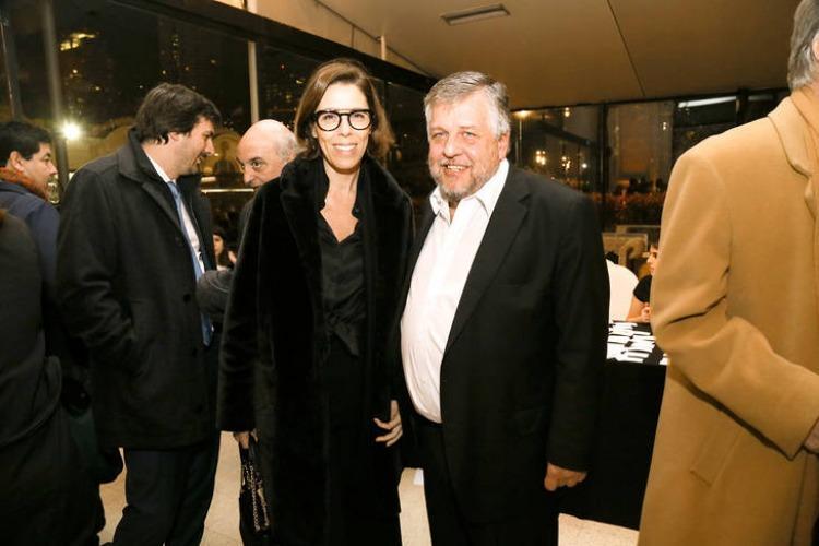 Laura Alonso, titular de la Oficina Anticorrupción macrista, con Stornelli