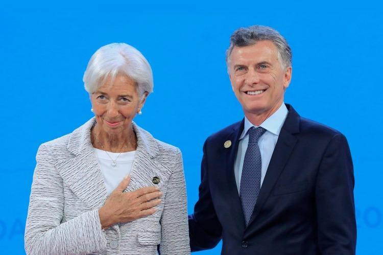 En EE.UU., Dujovne advirtió que el entorno financiero