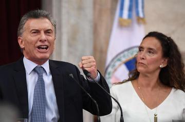 """Estallido del dólar y el Riesgo País: Macri se burló de """"los mercados"""", culpó a los kirchneristas y ratificó su candidatura"""