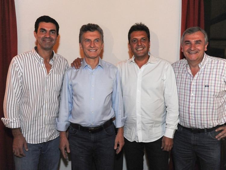 Cornejo pidió sumar a Lavagna, Pichetto, Urtubey y Massa