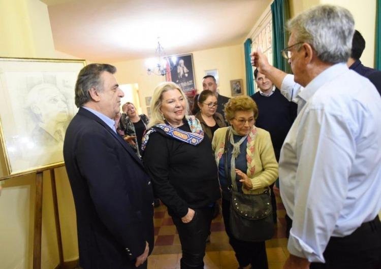 Alberto Fernández invitó a Massa a integrar el espacio que encabeza