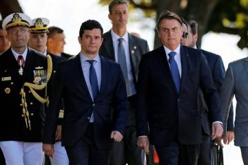 Sergio Moro: más parte que juez