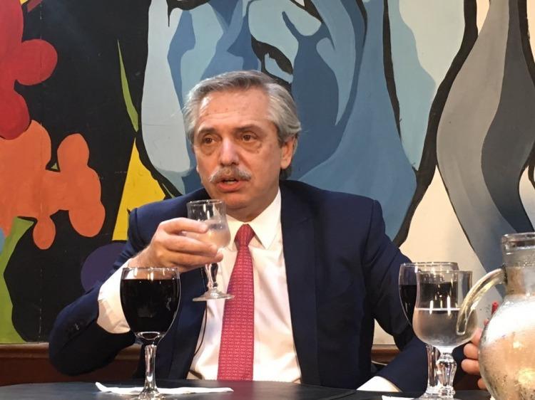 El FMI le pidió una reunión a Alberto Fernández