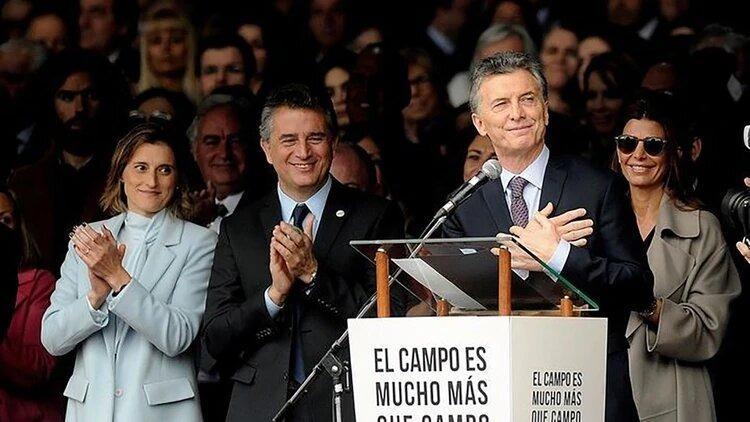 País: Macri inaugura la 133 edición de la Exposición Rural de Palermo