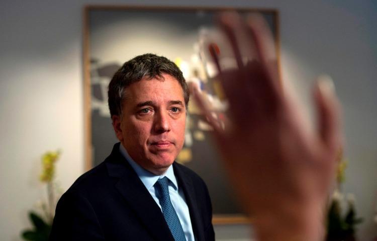 17/08/2019 Será substituído pelo ministro da Província de Buenos Aires Hernán Lacunza