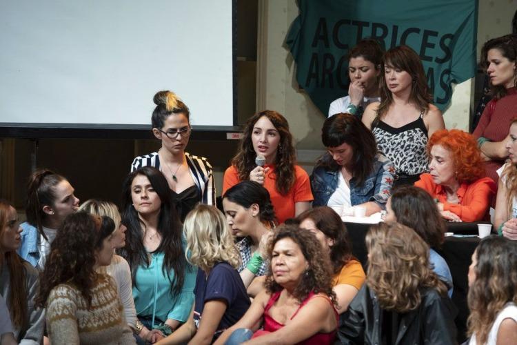 Nueva denuncia de Actrices Argentinas